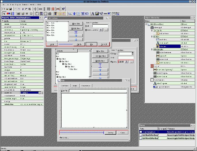 Qt Custom Widget